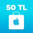 Apple Store 50 TL Gift Card