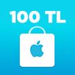 Apple Store 100 TL Bakiye