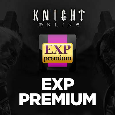 Knight Online Exp Premium