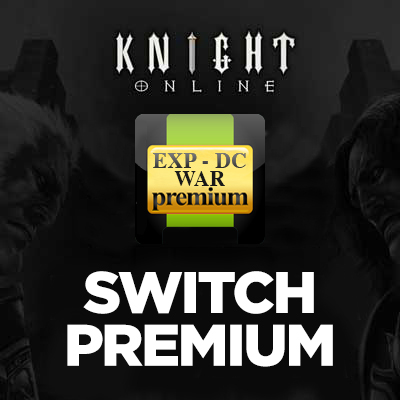 Knight Online Switch Premium