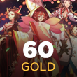 Onmyoji Arena 60 Gold