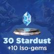 MARVEL Duel 30 Stardust +10 Iso-gems