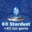 MARVEL Duel 60 Stardust + 40 Iso-gems