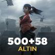 LifeAfter 500+58 Altın
