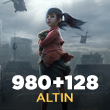 LifeAfter 980+128 Altın