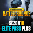 PUBG Mobile Elite Pass Plus Paketi (18. Sezon)