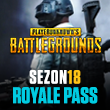 PUBG Mobile Royale Pass Paketi (18. Sezon)