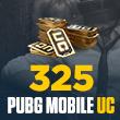 325 PUBG Mobile UC