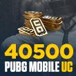 40500 PUBG Mobile UC