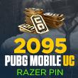 2095 PUBG Mobile UC