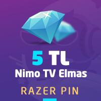 5 TL Razer Pin