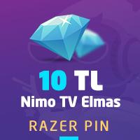 10 TL Razer Pin