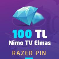 100 TL Razer Pin