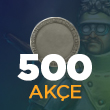 İKV 500 Akçe