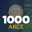 İKV 1000 Akçe