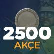 İKV 2500 Akçe