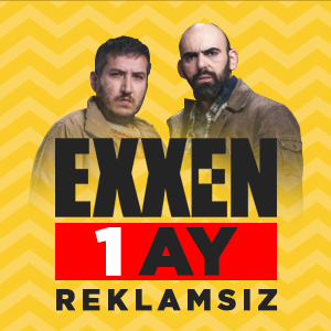 Exxen 1 Ay Üyelik (Reklam Yok)