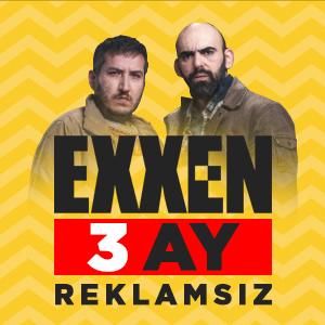 Exxen 3 Ay Üyelik (Reklam Yok)