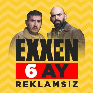Exxen 6 Ay Üyelik (Reklam Yok)