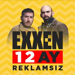 Exxen 12 Ay Üyelik (Reklam Yok)