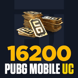 16200 PUBG Mobile UC
