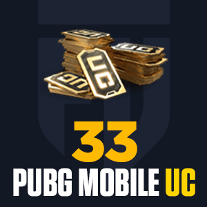 33 PUBG Mobile UC