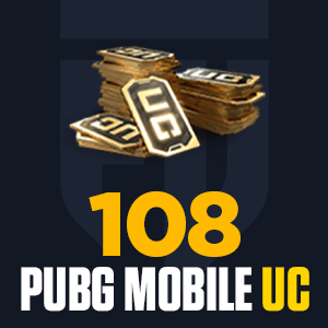 108 PUBG Mobile UC