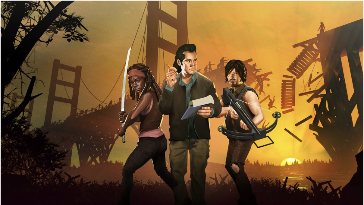 epic games the walking dead