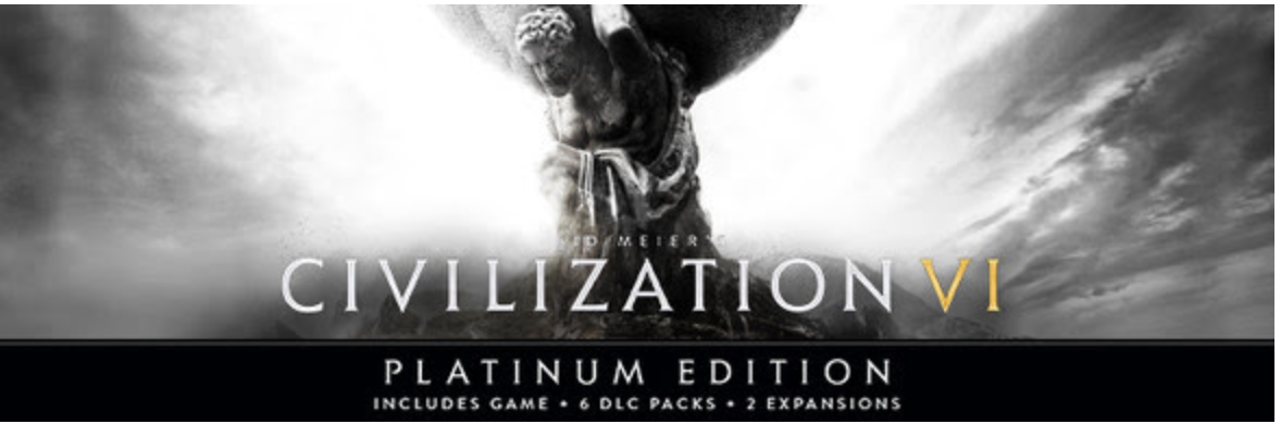 Sid Meier's Civilization VI: Platinum Edition