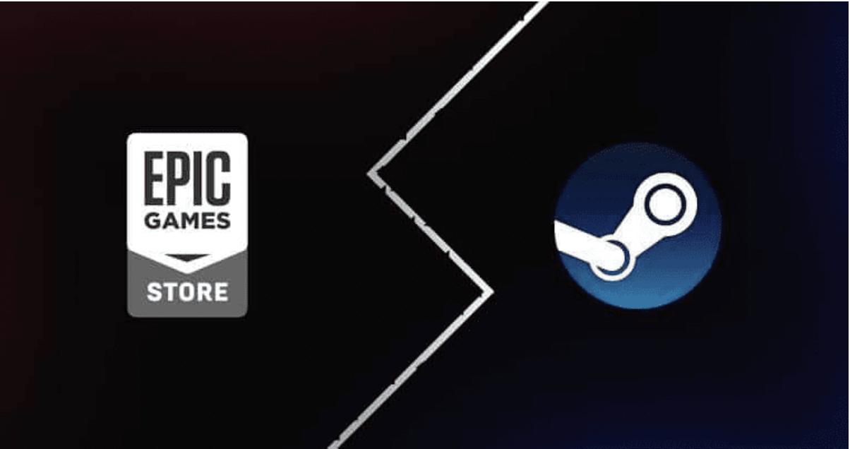 epic games ve steam