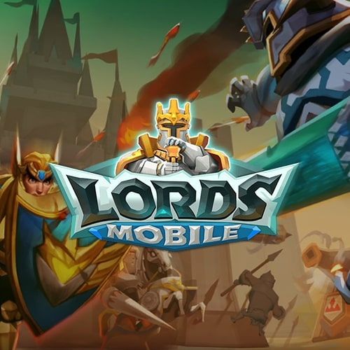 Lords Mobile Elmas