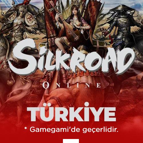 Silkroad Türkiye Silk