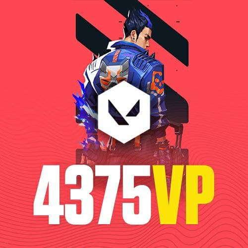 Valorant Points 4375 VP