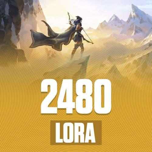 Legends of Runeterra 2480 LoRa