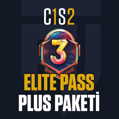 PUBG Mobile Elite Pass Plus Paketi (20. Sezon)