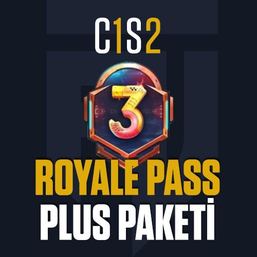 PUBG Mobile Royale Pass Paketi (20. Sezon)