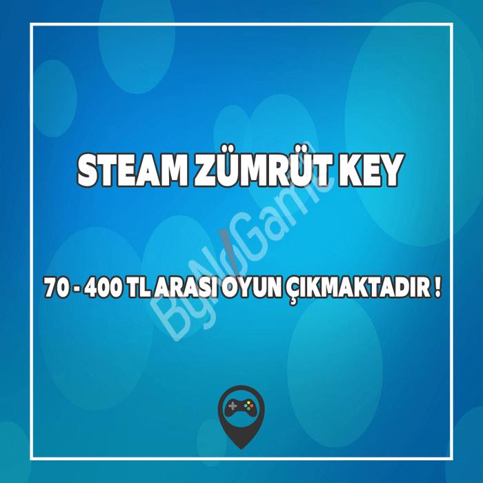Steam Zümrüt Ke...