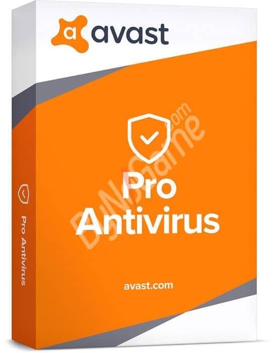 Avast Antivirüs...