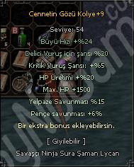EZEL  Cennet Gö...