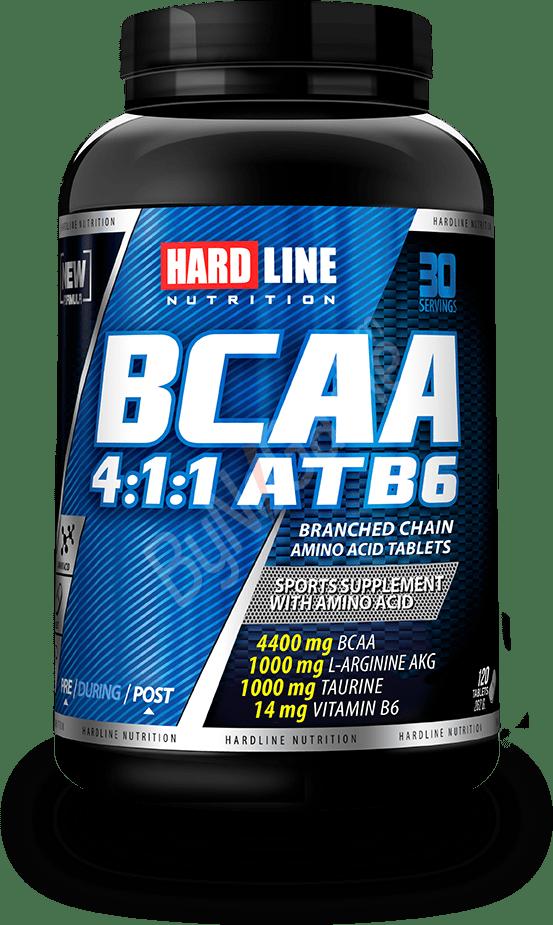 Hardline BCAA 4...
