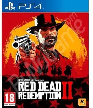 RED DEAD REDEMP...