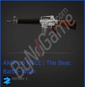 AMR-16 RIFLE | ...