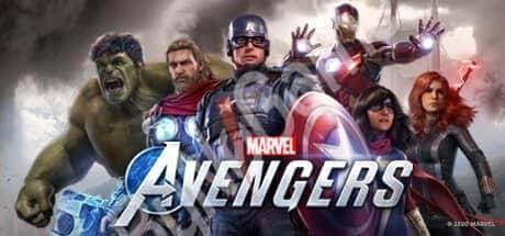 Marvels Avenger...