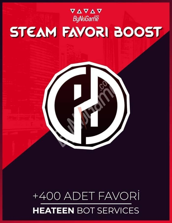 400 Steam Favor...