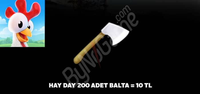 Hay Day 200 Ade...