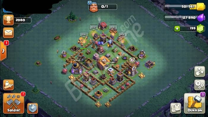Clash Of Clans ...