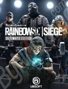 Rainbow Six Hes...