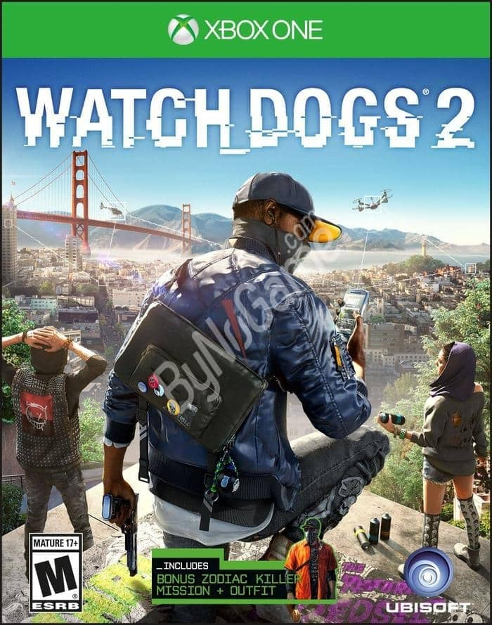 WATCH DOGS 2 - ...