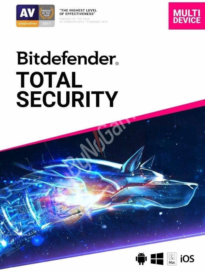 Bitdefender TOT...
