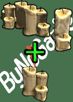 Large Candle Se...